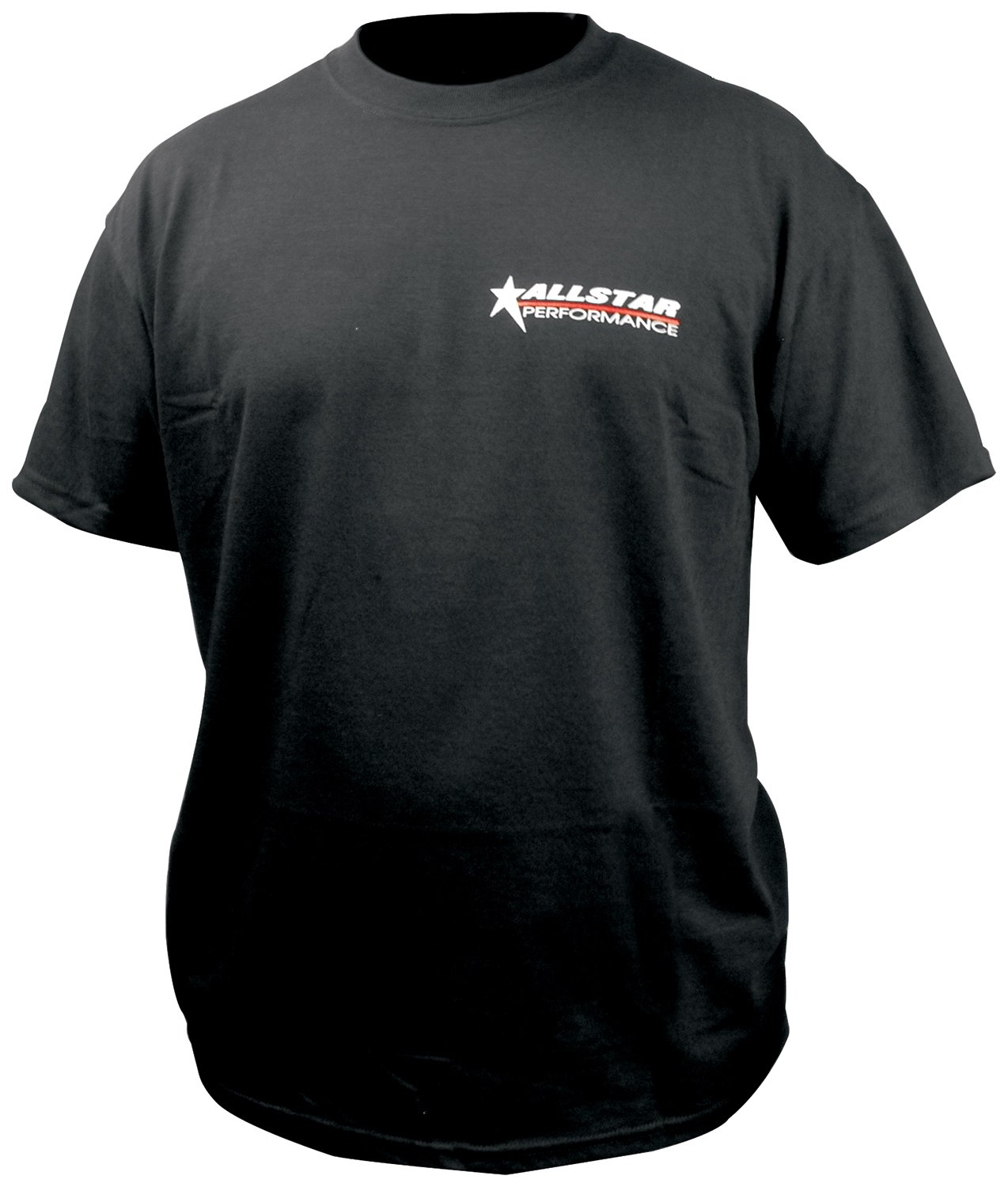 Allstar ALL99904XXXL Red XXX-Large T-Shirt with Allstar Logo Front and Back Allstar Performance