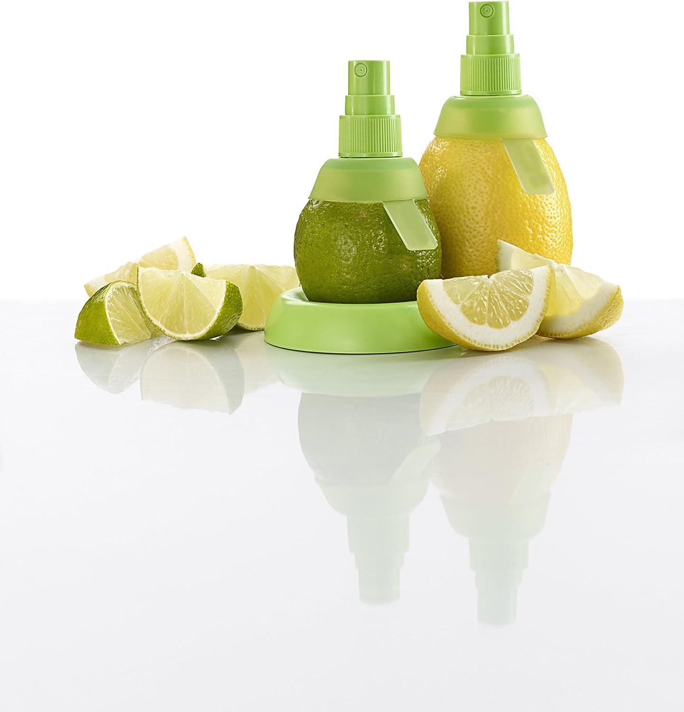 Citrus Sprayer Spray Fruit Mist for Extractor Set Lemon Lime Kitchen Tool (Green)