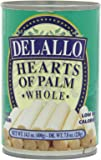 DeLallo Whole Hearts of Palm, 14.1 Ounce