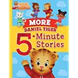 More Daniel Tiger 5-Minute Stories (Daniel Tiger's Neighborhood)
