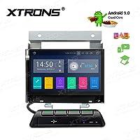 XTRONS - Unidad de navegación GPS para salpicadero