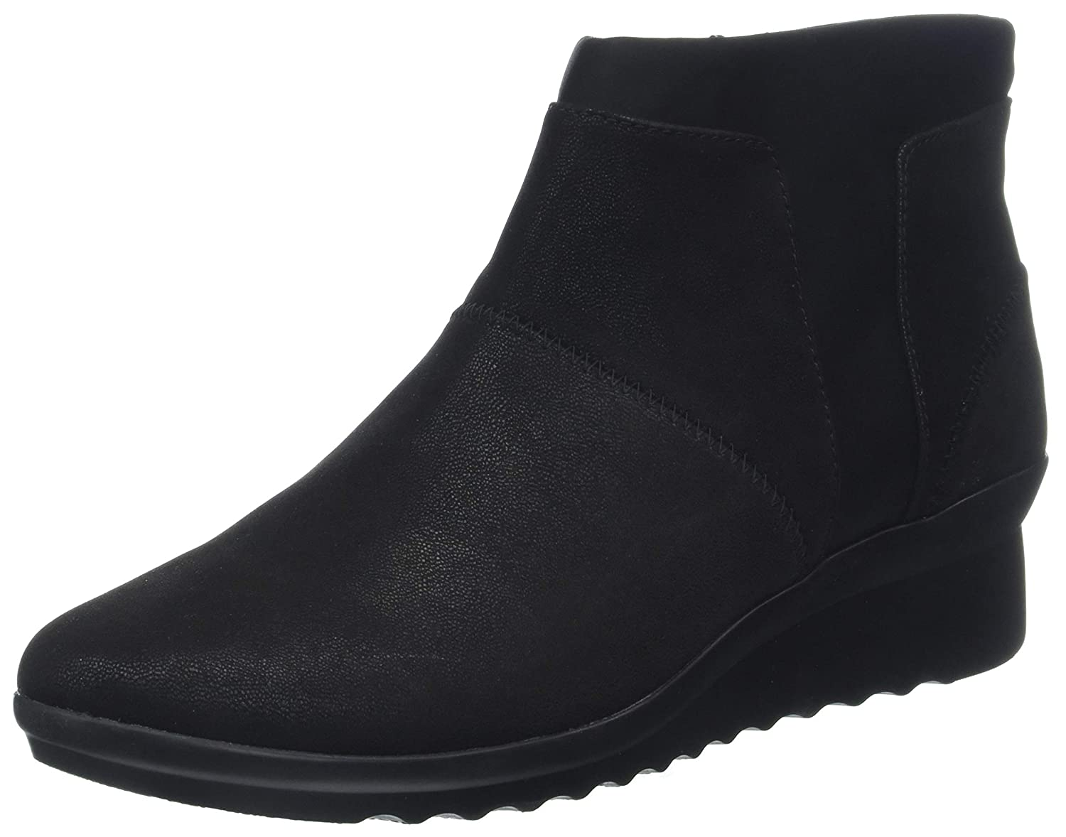 0f91367467b0 Clarks Women s Caddell Sloane Slouch Boots  Amazon.co.uk  Shoes   Bags