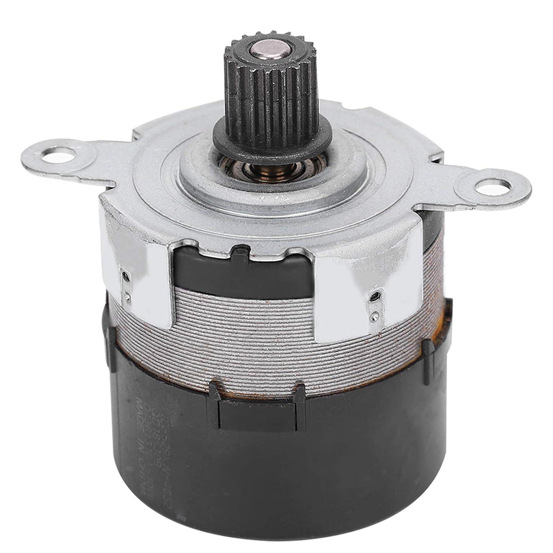 Servomotor DC Servomotor sin escobillas 12V y 24V, Micro Servomotor con codificador de doble canal de 100 líneas(12V)