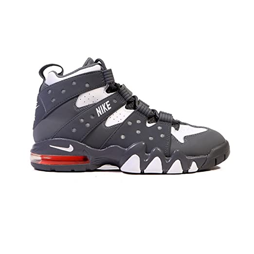 reputable site eff09 d3cfb Nike Air Max2 Cb  94 Sz 7.5 Mens Basketball Shoes Grey New In Box