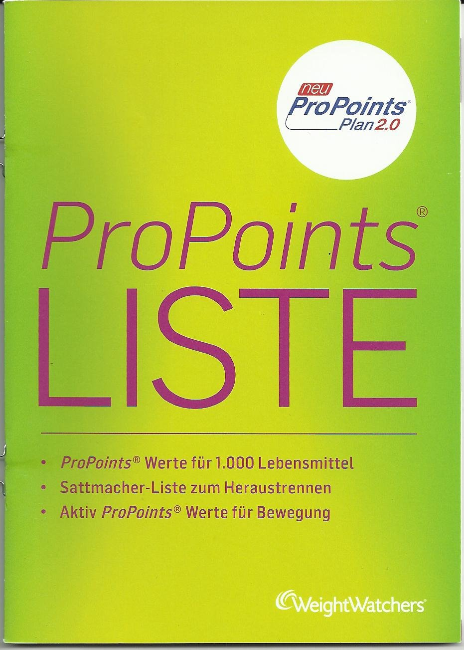 weight watchers propoints plan 2.0