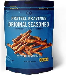 product image for Dakota Style Pretzel Kravings, Original, 10 Ounce