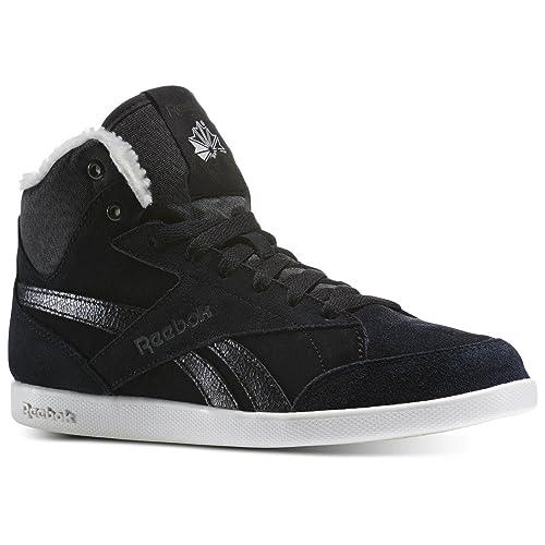 Reebok FABULISTA MID II Core, - Zapatos de baloncesto mujer, negro ...