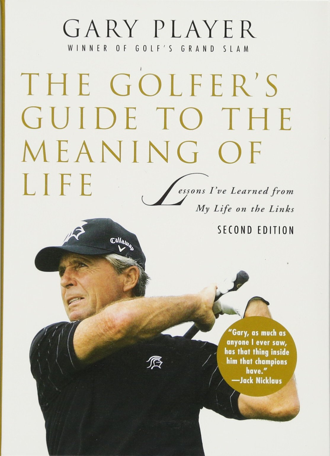 Read Online The Golfer's Guide to the Meaning of Life: Lessons I've Learned from My Life on the Links (Guides to the Meaning of Life) ebook