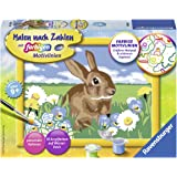 Ravensburger Malen Nach Zahlen 28064 - Süßes Kaninchen