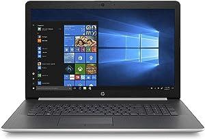2020 Newest HP 17 High-Performance PC laptop : 17.3 HD+ Anti-Glare Display, AMD Ryzen 3-3200 Processor, 8GB Ram, 128GB SSD, AMD Radeon Vega 3, Wifi, Bluetooth, DVDRW, HDMI, TureVision HD Webcam, Win10