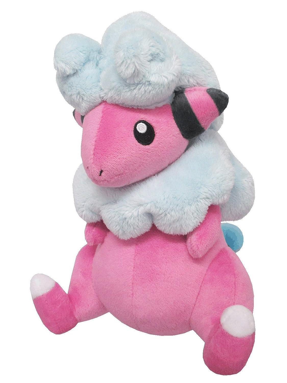 PP83 Sanei Pokemon All Star Collection Flaaffy Plush7.5 JAPAX