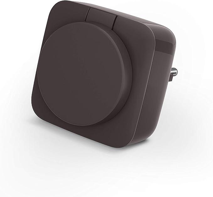 Funk-Schaltsteckdose /Über Magenta Smarthome App fernbedienbar schwarz Telekom Smarthome Zwischenstecker au/ßen