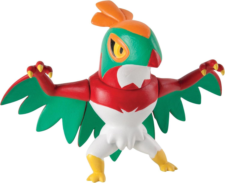 TOMY Pokemon Acción Pose Figura Pack - Hawlucha: Amazon.es ...