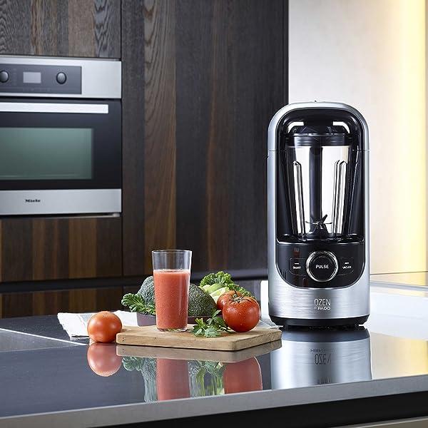 Pado Ozen 500 Vacuum Blender, High Speed Blender for Blending Healthier Smoothies and Juice