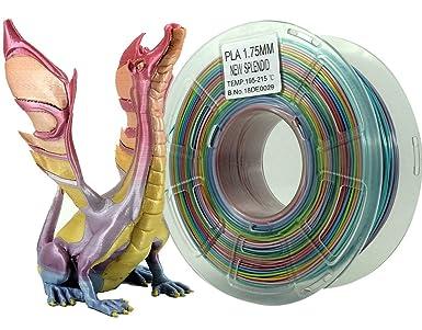 Amazon.com: Stronghero3D - Filamento PLA de impresión 3D ...
