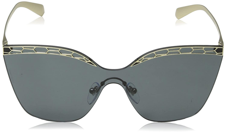 Amazon.com: Bvlgari bv6093 278/87/negro oro pálido bv6093 ...