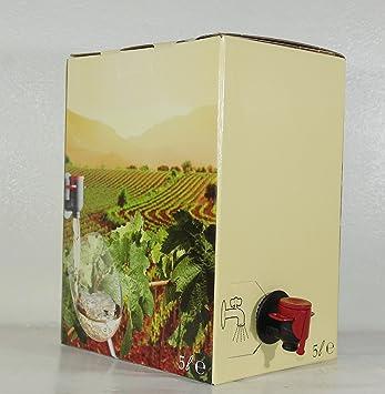 Bolsa de aluminio para alimentos líquidos (Vino, aceite, etc.