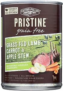CASTOR & POLLUX Stewanix Lamb Carrot Apple, 12.7 OZ