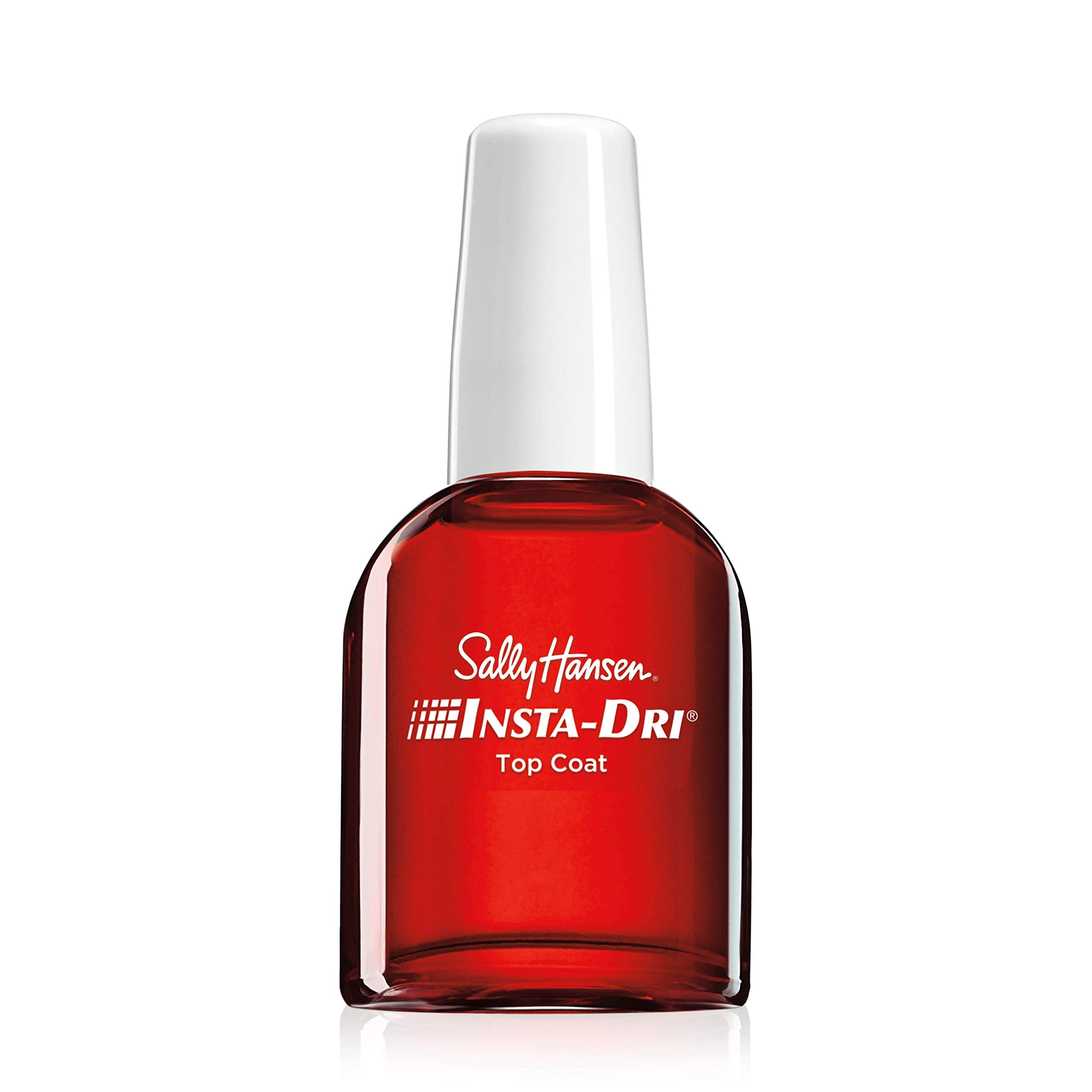 Sally Hansen Insta-Dri Anti-Chip Top Coat 45117 Clear, 0.45 Fl Ounce (Pack of 1)