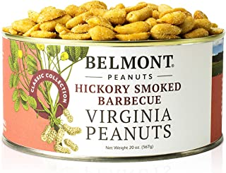 product image for Belmont Peanuts 20 oz Hickory Smoked BBQ Classic Collection Virginia Peanuts