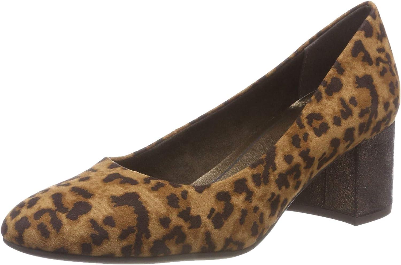 MARCO TOZZI 22403-31, Zapatos de Tacón para Mujer