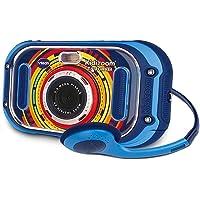 VTech Kidizoom Touch 5.0 Cámara de fotos digital infantil color azul versión española (80-163522)