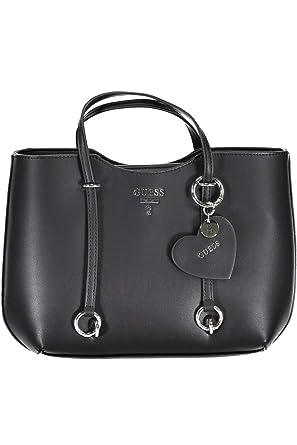 4037c2f998 Guess - Sac porté main ref_guess45245 Black 39 * 25 * 13: Amazon.fr:  Vêtements et accessoires