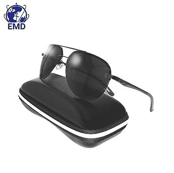 Gafas de sol Aviador Design, polarizadas con efecto espejo, UV 400. Muy ligeras