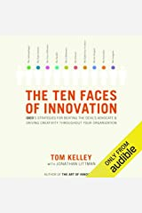 The Ten Faces of Innovation Audible Audiobook