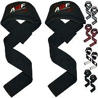 AQF gewichtheffen Gym riemen gewatteerde Crossfit pols ondersteuning Wraps Hand Bar Bodybuilding Training Workout Multi…