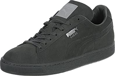 the best attitude 8ade0 2e63d Puma Suede Classic Mono Ref Iced: Amazon.co.uk: Shoes & Bags