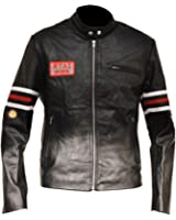 House MD Gregory House RTAI Leather Motorcycle Jacket