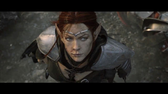 Elder Scrolls Online - The Arrival Cinematic