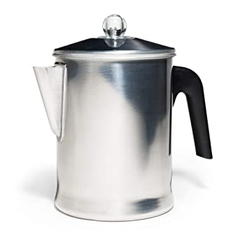 Primula Aluminum Stove Top Percolator