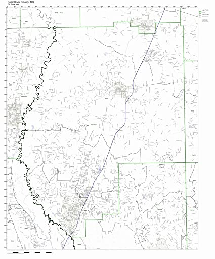 Map Of Pearl River on