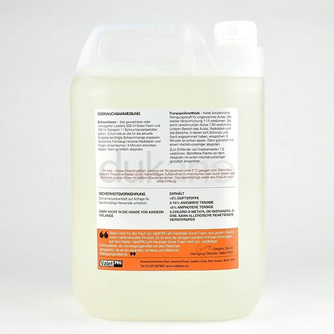 Auto Wasch Set Schaumsprüher Trockentuch Nano Shampoo Snow Foam Shampoo I 4 Tlg Auto