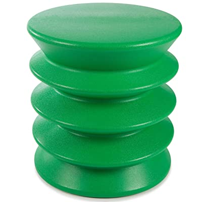 KidsErgo Ergonomic Stool for Active Sitting (Green): Kitchen & Dining