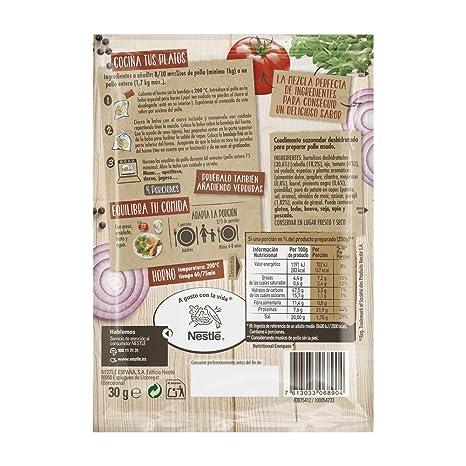 MAGGI Jugoso al Horno a la Barbacoa - 1 Bolsa para Horno con Condimentos - 30g: Amazon.es: Amazon Pantry