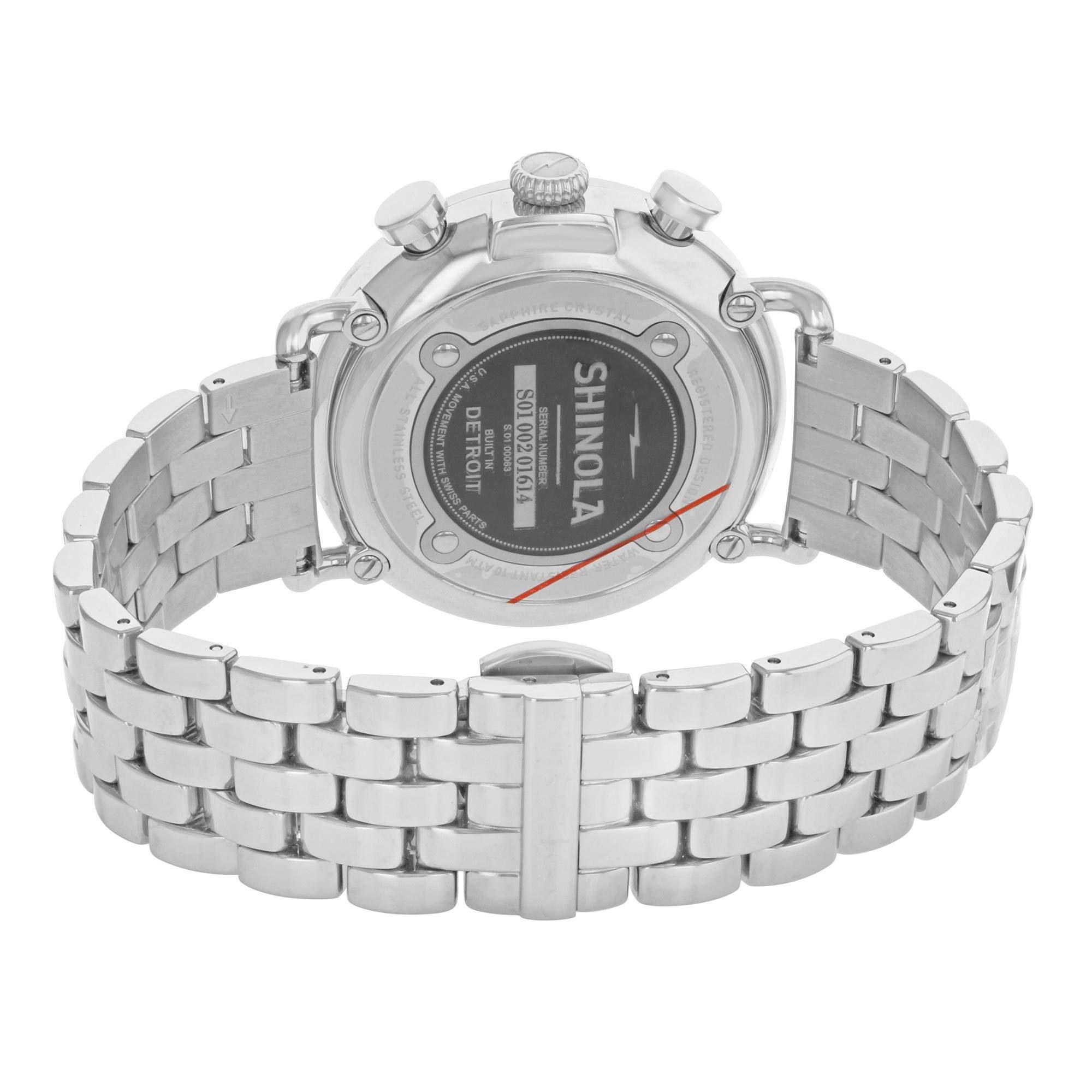Shinola The Runwell Quartz Male Watch 10000063 (Certified Pre-Owned) by Shinola (Image #4)