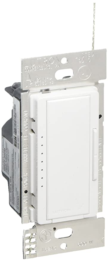 lutron mrf2 600m wh maestro wireless 600w single pole or multi rh amazon com lutron maestro wireless system lutron maestro wireless controls
