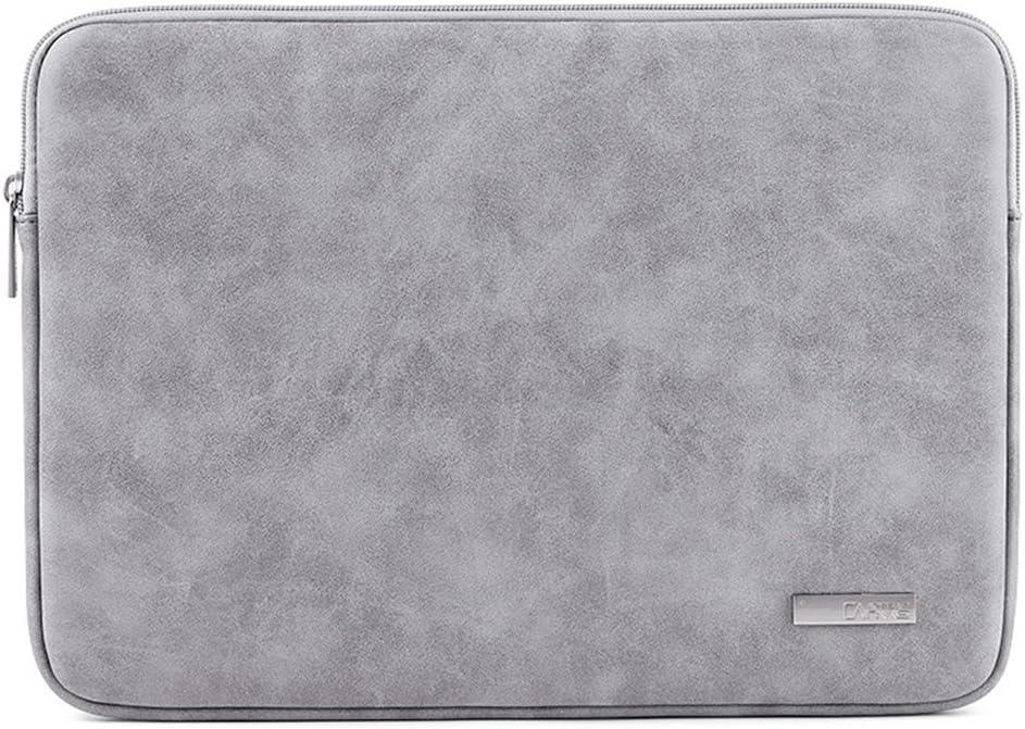 Housse Protection Cuir su/ède Ordinateur 13 Pouces Bleu Clair Pochette Macbook air//Pro 13 Pouces