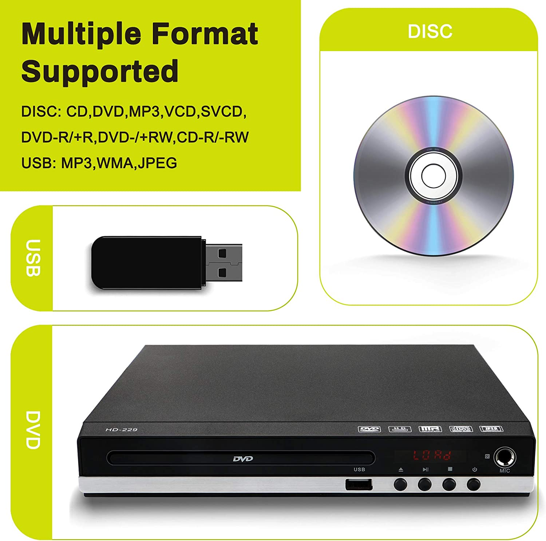 45% Off Coupon – DVD Player