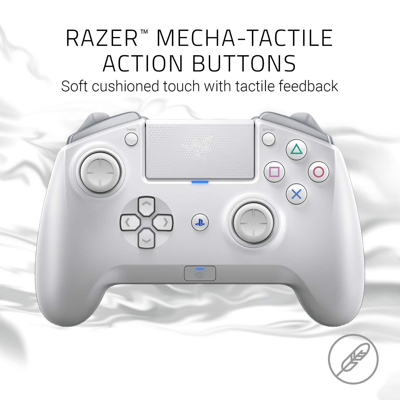 Razer Raiju Tournament Edition 2019 Mercury - Wireless and Wired PS4