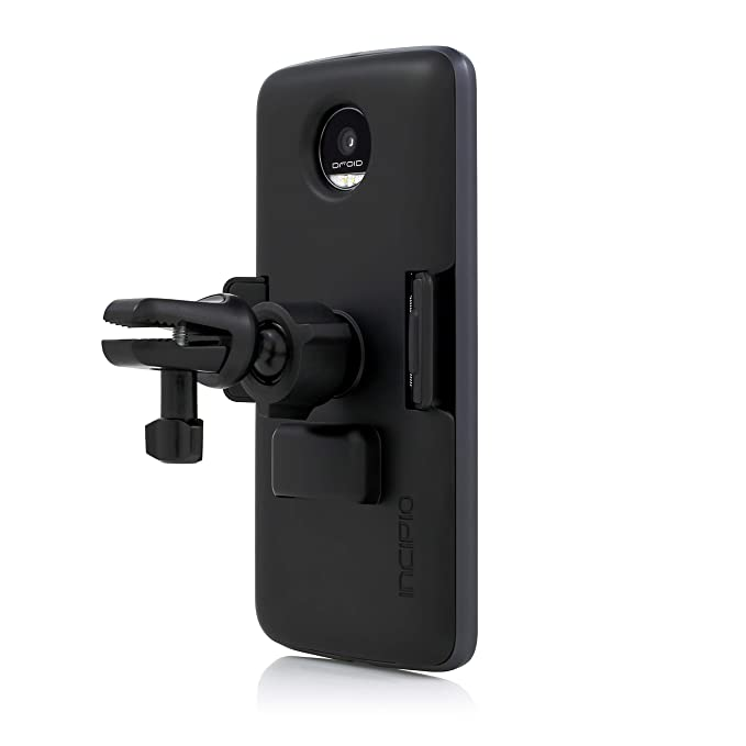 Amazon.com: Incipio MT-404-BLK-V Moto Mods Vehicle Dock Mount System for Verizon and Motorola Moto Z, Black: Cell Phones & Accessories