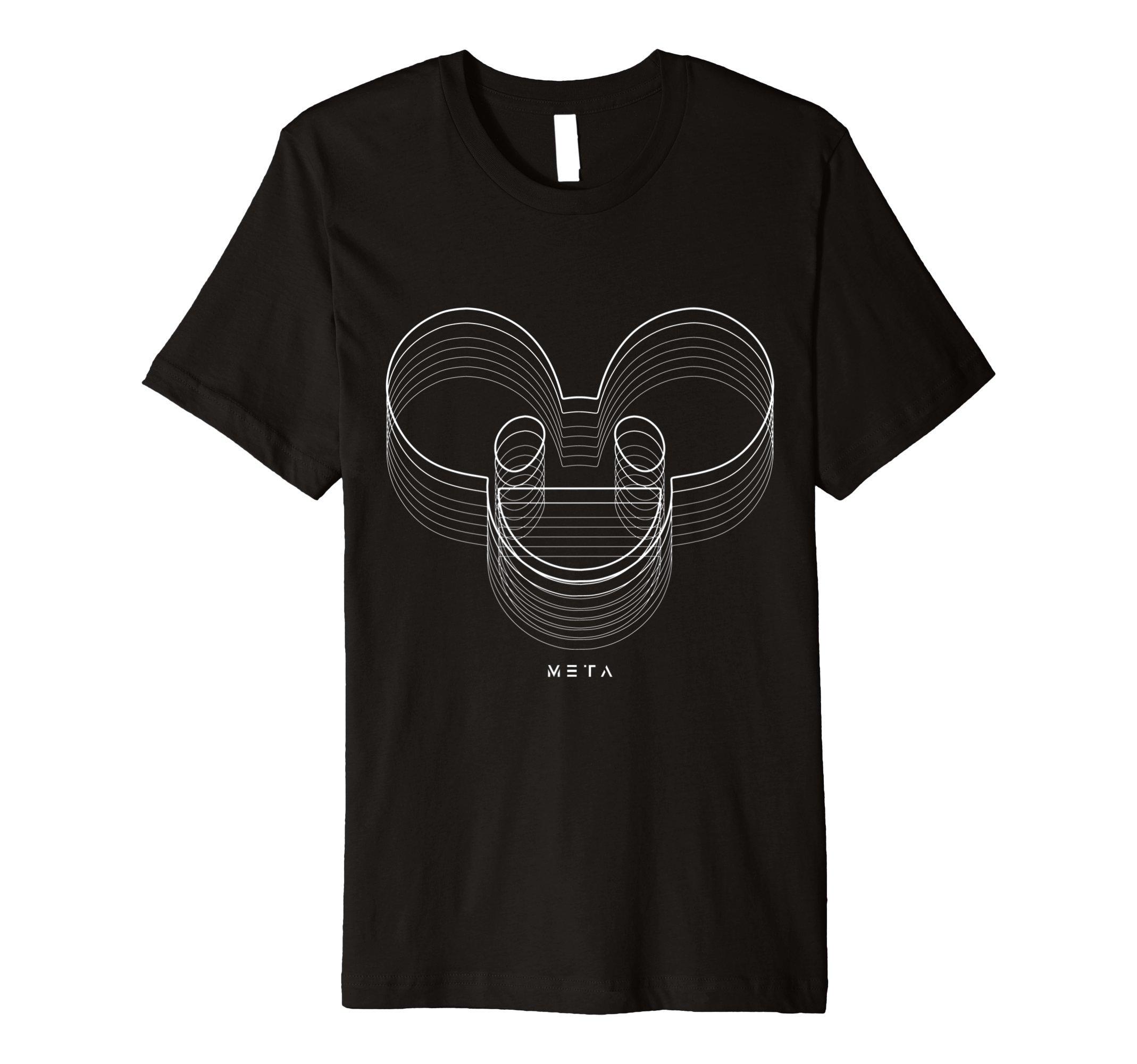 deadmau5 x Meta Threads T-shirt