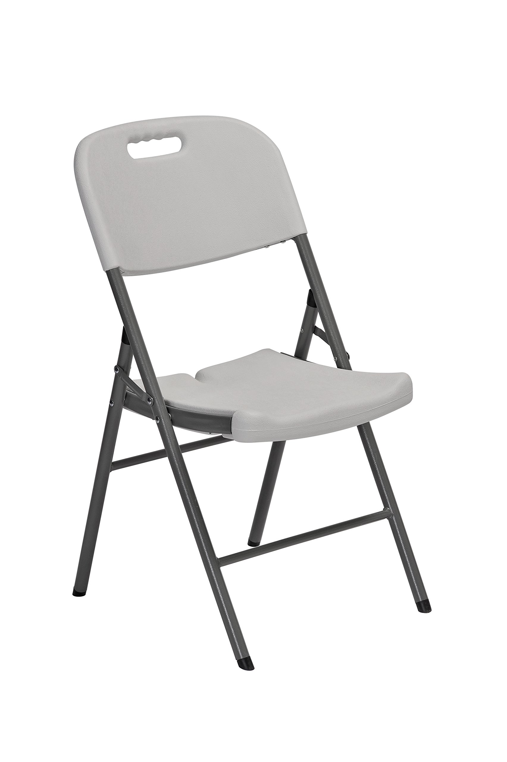 Sandusky Lee FPC Resin Folding Chair with Molded Seat and