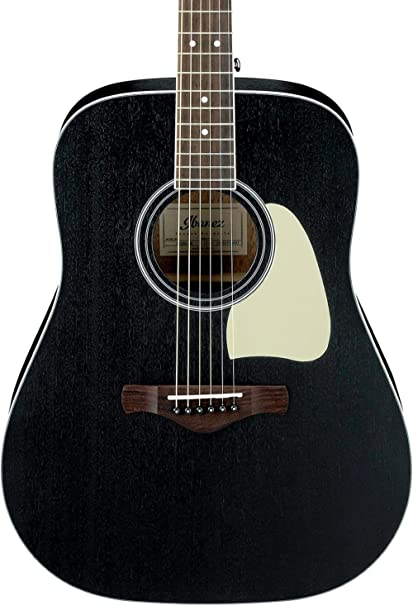Ibanez Artwood aw360wk (tipo dreadnought guitarra acústica: Amazon ...