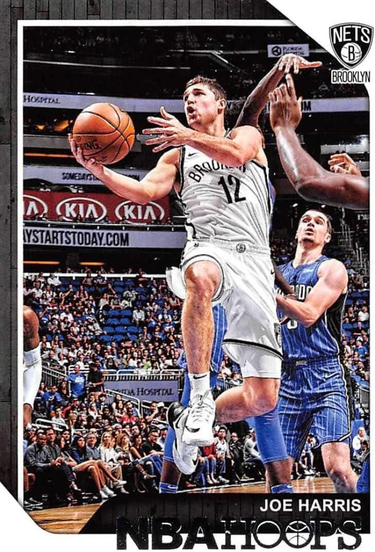 2018-19 Panini Hoops #158 Joe Harris Brooklyn Nets Basketball Card