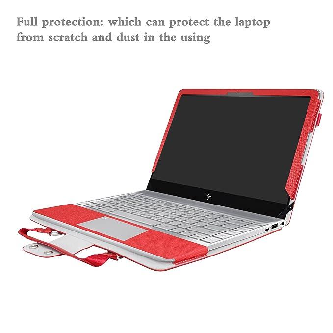 Yoga 720 12.5 Funda,2 in 1 Diseñado Especialmente La Funda Protectora de Cuero de PU + la Bolsa portátil para 12.5