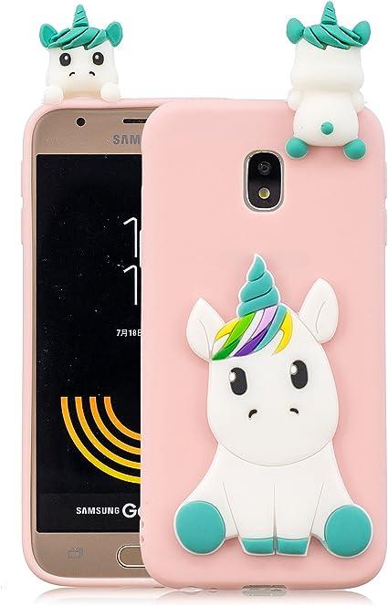 Coque Pour Samsung Galaxy J3 2017 (EU Version) Rose Point